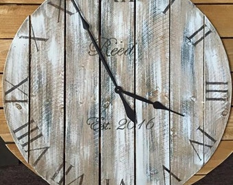 "36"" (3 foot) wall clock - LOCAL PICKUP ONLY"