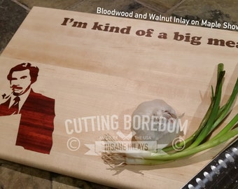 9x13 Im kind of a big meal cutting board!Personalized cutting board,Custom cutting board,Funny cutting board,personalized birthday gift