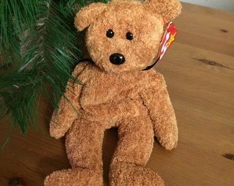 Sweet Brown Teddy Bear Beanie Baby Teddy Bear
