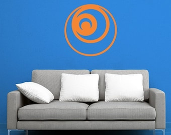Crop Circle Wall Decal
