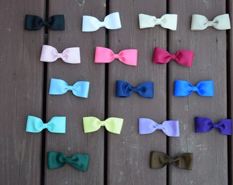 "Choose 6! 4 inch ""Bow Tie"" Bow"