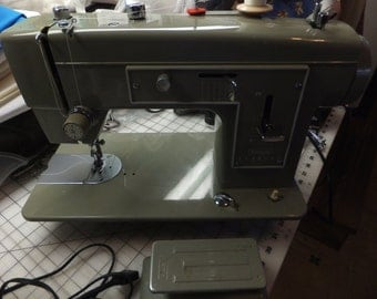 Vintage Kenmore model 1217 sewing machine