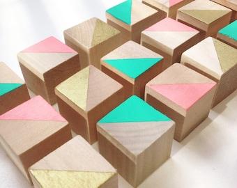 Mod Photo Color Blocks