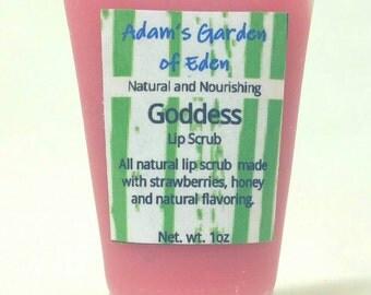 Goddess Lip Scrub 2oz