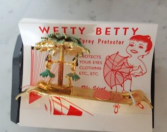 Retro Wetty Betty Decorative Can Opener