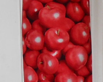 Plastic Grocery Bag Holde #41 Red apples Plastic Bag Holder