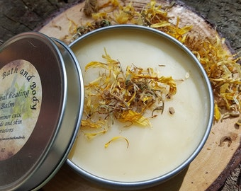 Therapeutic Herbal Healing Balm