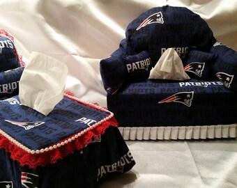 Patriots Tissue Cover