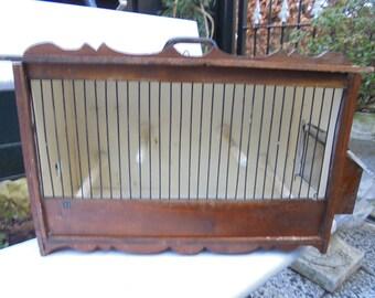 dutch vintage birds cage/birds home/crafts