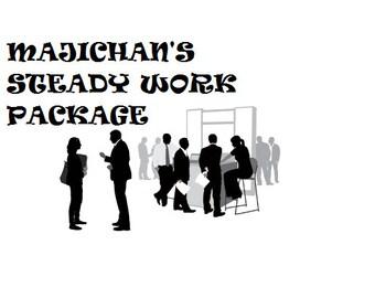 majichan's steady work package