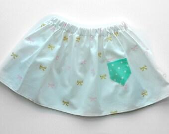 Ballerina Cotton Skirt