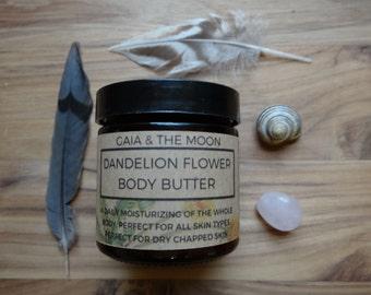Dandelion Flower Body Butter
