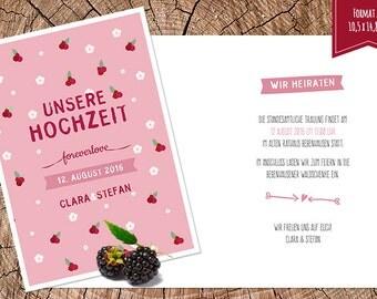 Invitation summer love