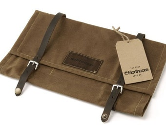 Northcore Collective Surf Tool Roll - KHAKI
