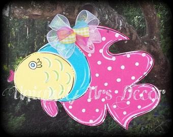 Fish Door Hanger