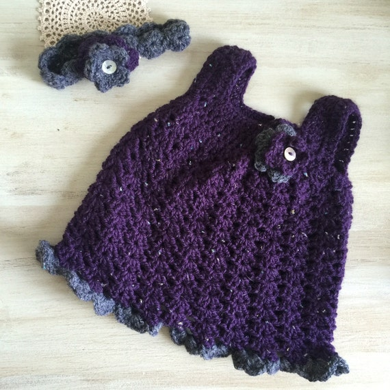 Baby dress pattern crochet patterns baby girl patterns by ...