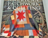 QUILTERS ALERT! 1985 American Patchwork and Quilting Hardcover Book - Better Homes and Gardens - GREAT traditional Designs  #582
