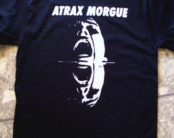 ATRAX MORGUE noise merzbow brighter death now NON