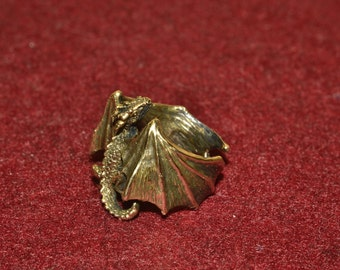 dragon ring Дракон кольцо