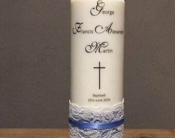 Baptism/ Christening Candle