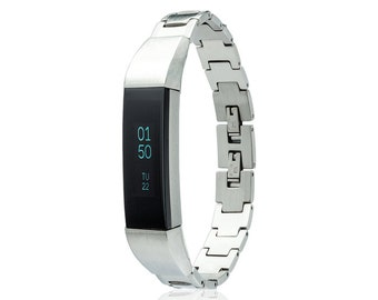 Bracelet SOSO - Fitbit Alta - Alta HR - Jewelry - Stainless Steel - fitjewels