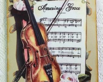 Sympathy Card, Elegant