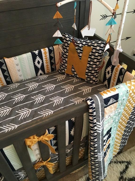 American Baby Mini Crib Bedding