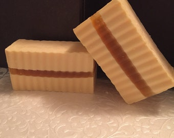 Mango Butter, Apricot Kernel Oil and Jasmine Soap