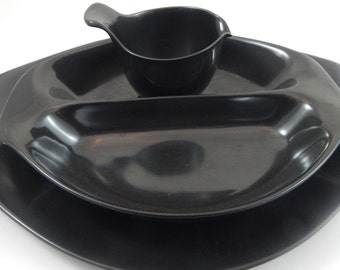 Russel Wright Residential 3 Piece Serving Set