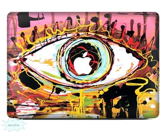 New Graffiti Decal Mac Stickers Macbook Decals Macbook Stickers Apple Decal Mac Decal Stickers Laptop Decal 08