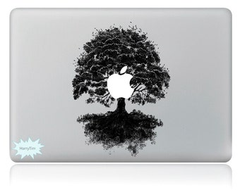 New tree decals mac stickers Macbook decal macbook stickers apple decal mac decal stickers 12