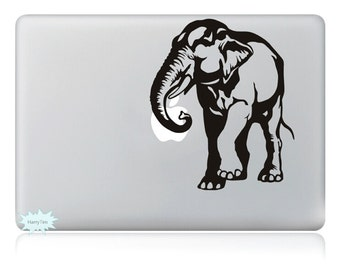 Elephant Decals Mac Stickers Macbook Decals Macbook Stickers Apple Decal Mac Decal Stickers Laptop Decal