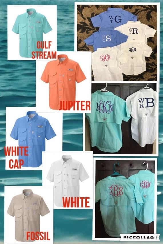 Monogrammed toddler fishing shirt for Toddler fishing shirts
