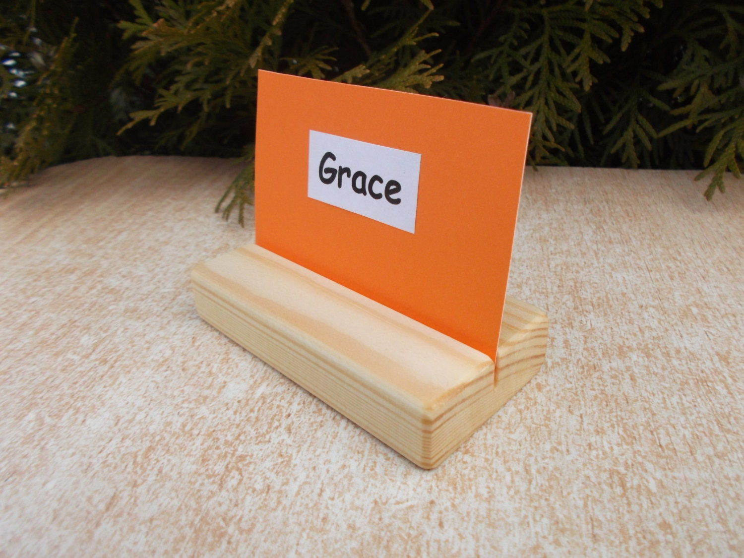 30 Place Card Holders Table Number Holders Wedding