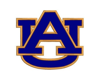 Auburn Tigers Embroidery