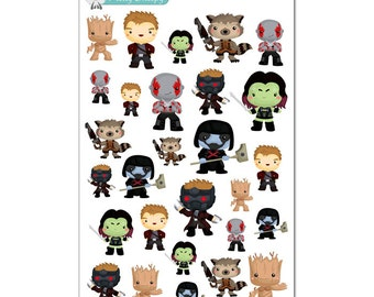 "Shop ""guardians of the galaxy"" in Craft Supplies & Tools"