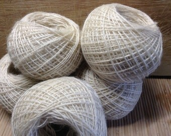 ENTWHISTLE Gotland/TeeswaterX yarn 100g balls lightweight DK ply