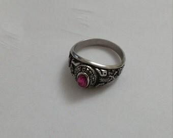 Military vintage ring