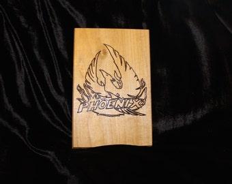 Star Trek Inspired Phoenix logo
