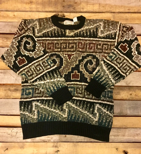 Vintage Oversized Cosby Sweater