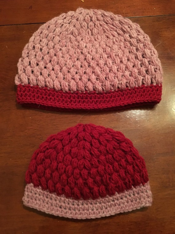 Mother & Daughter Hats