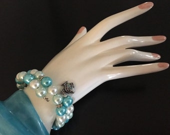 Beachside wrap bracelet
