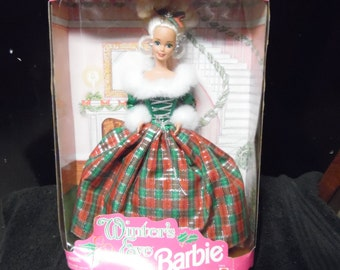 Mattel Winter's Eve Special Edition Barbie Doll