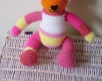 Oddball Bear - Pink