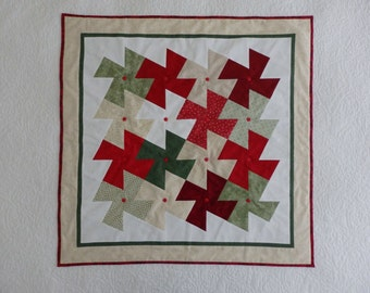 Christmas Quilted Wall Hanging
