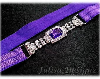 Rhinestone Jeweled Headband (C13)
