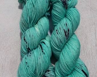 DK - Sweet Dreams - hand dyed yarn, canadian, speckled