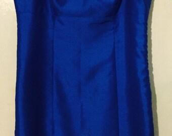 Spanish Blue dress