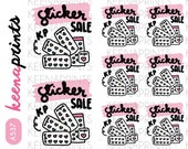 A537 | STICKER SALE Stickers - Daily Planner Stickers, Diary Stickers, Journal Stickers, Scrapbook stickers