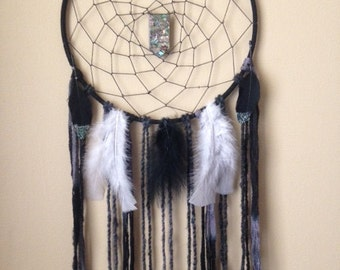Large Dream Catcher Handmade Home Accent Room Decor Gift Idea Bohemian Hippie